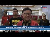 Mendagri Imbau Pejabat Saling Ingatkan untuk Tak Korupsi