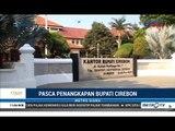 Suasana Pemkab Cirebon Usai Bupati Kena OTT KPK