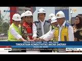 Jokowi Resmikan Dua Ruas Baru Tol Trans Jawa