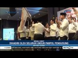 TKD Jokowi-Ma'ruf di Sumatera Utara Resmi Dikukuhkan