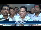 Erick Thohir Resmikan Posko Tim Kampanye Daerah Jawa Timur