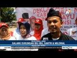 Relawan Balad Jokowi di Majalengka Deklarasi Dukungan untuk Jokowi-Ma'ruf