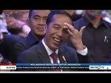 #METROTV18: Jokowi Nonton Aksi Para Menteri 'Elek Yo Band'