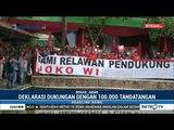 Relawan Jokowi Bersatu di Kebumen Deklarasikan Dukungan untuk Jokowi-Ma'ruf