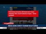 Media Asing Soroti Tsunami Selat Sunda