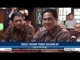 Erick Thohir Bersilaturahmi ke Kediaman Tokoh Jawa Barat Solihin GP
