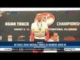 Indonesia Raih Emas & Perunggu di Asian Track Championship