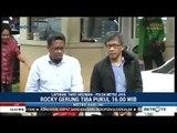 Dugaan Penistaan Agama, Rocky Gerung Penuhi Panggilan Polda Metro