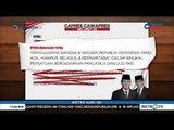 Ini Revisi Visi Misi Prabowo-Sandi yang Ditolak KPU