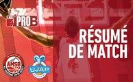 PRO B : Aix-Maurienne vs Quimper (J22)