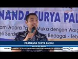 Prananda Paloh Ajak Masyarakat Pilih Caleg Pemuda