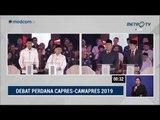 (Full) Debat Perdana Capres-Cawapres 17 Januari 2019