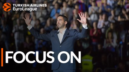 Focus on: Juan Carlos Navarro