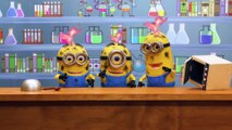 Minions STOP MOTION (Video) Minions Food Explosion  Stop Motion Animation | Toy Store -