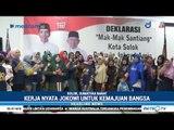 Ibu-ibu di Solok Deklarasi Dukung Jokowi-Amin