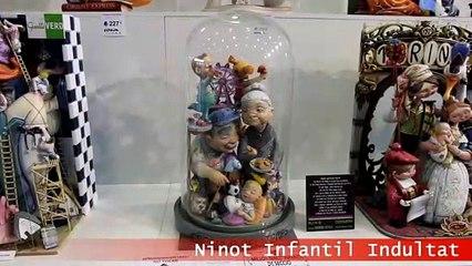Fallas 2019 Ninot Indultat Infantil