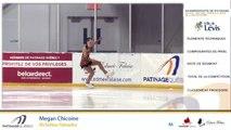 Championnats de patinage STAR/Michel-Proulx 2019 de la section Québec - STAR 10 Dames - OS Dames Niveau 1 à 4 - OS Messieurs Niveau 2, 4 - Adulte Interprétation Dames Argent, Or, Élite