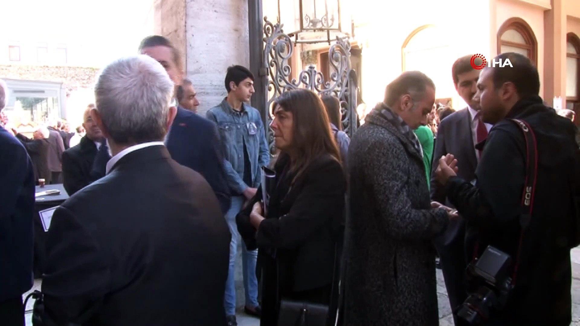 Binali Yıldırım, Patrik Mutafyan için düzenlenen cenaze törenine katıldı