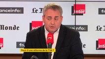 Xavier Bertrand propose la baisse de la première tranche d'impôt