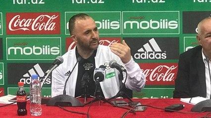 Conférence de presse de Djamel Belmadi (En intégralité)