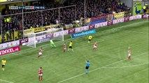 PSV Eindhoven win 1-0 with late goal at VVV Venlo in Dutch Eredivisie