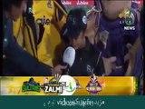 TOSS - Sarfraz Ahmed has won the toss and Quetta Gladiators will field first against Peshawar Zalmi