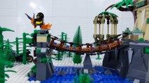 LEGO Ninjago STOP MOTION eps 1: Mask of Deception   LEGO Ninjago s 8   By LEGO Worlds