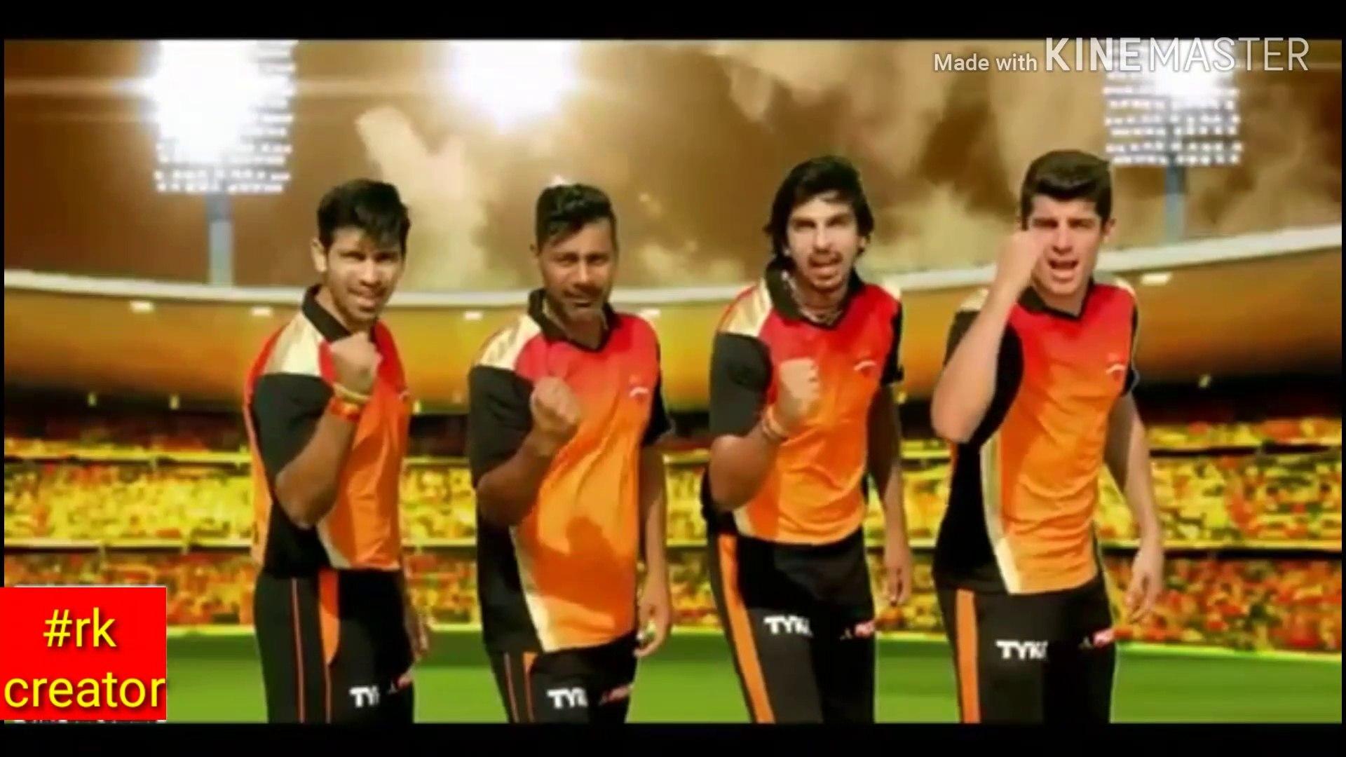 Sunrisers Hyderabad Whatsapp Status || SRH Theme Song Status || New Whatsapp Status 2019