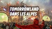 Tomorrowland Winter : 24h dans un festival électro complètement fou à l'Alpe d'Huez