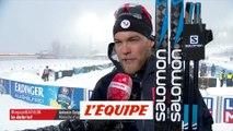 Guigonnat «J'ai vraiment eu mal aux jambes» - Biathlon - Mondiaux (H)