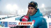 Fourcade «Un trou sans fond sous mes pieds» - Biathlon - Mondiaux (H)