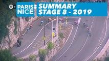 Summary - Stage 8 - Paris-Nice 2019