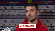 Dubois «On a fait la bonne affaire du week-end» - Foot - L1 - OL