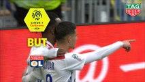 But Houssem AOUAR (86ème) / Olympique Lyonnais - Montpellier Hérault SC - (3-2) - (OL-MHSC) / 2018-19