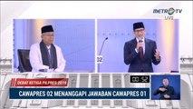 Debat Cawapres 2019 Ma'ruf Amin vs Sandiaga Uno - Part 2