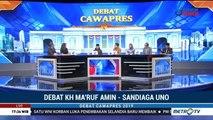 Menuju Debat Cawapres Ma'ruf vs Sandiaga (2)