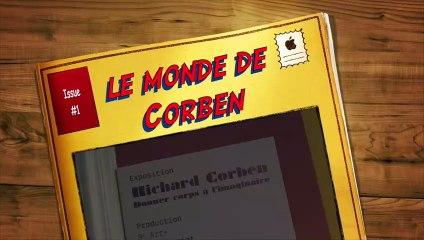 le monde de Corben