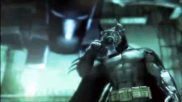 Batman: Arkham Asylum - Gadgets