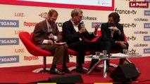 L'acte d'écrire, avec Orhan Pamuk, prix Nobel de littérature, et Christophe Ono-dit-Biot