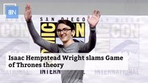 Isaac Hempstead Wright Nixes Theory About His Game Of Thrones Character