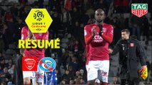 Nîmes Olympique - RC Strasbourg Alsace (2-2)  - Résumé - (NIMES-RCSA) / 2018-19