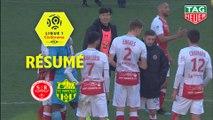 Stade de Reims - FC Nantes (1-0)  - Résumé - (REIMS-FCN) / 2018-19