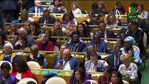 RTB/le ministère en charge des femmes prend part à New York à la 73ème session des nations unies sur les conditions de la femme