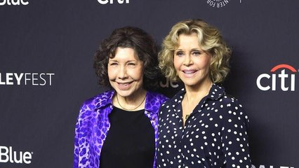Jane Fonda and Lily Tomlin Talk Likelihood of Dolly Parton Appearing on 'Grace and Frankie'