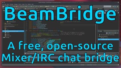 BeamBridge - Mixer & IRC Chat Bridge