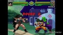 Mugen 2019 Goku and Piccolo vs Raditz