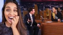 Lily Singh: அமெரிக்கத் தொலைக்காட்சியில்  இந்திய வம்சாவளிப் பெண் செய்த சாதனை!- வீடியோ