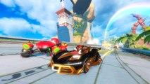 Team Sonic Racing - Bande-annonce de la personnalisation