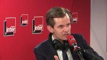 """Guillaume Larrivé (LR), sur le maintien de l'ordre après les dernières manifestations des """"gilets jaunes"""": """"Le ministre de l'Intérieur se comporte en chargé de com' stagiaire"""""""