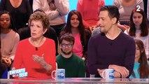 """La blague de Laurent Ruquier sur les cris de cochon met mal à l'aise ses invités dans """"Les enfants de la télé"""" - Regardez"""